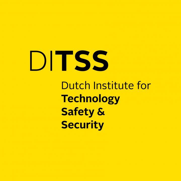 DITSS Logo ZWARTopGEEL rgb