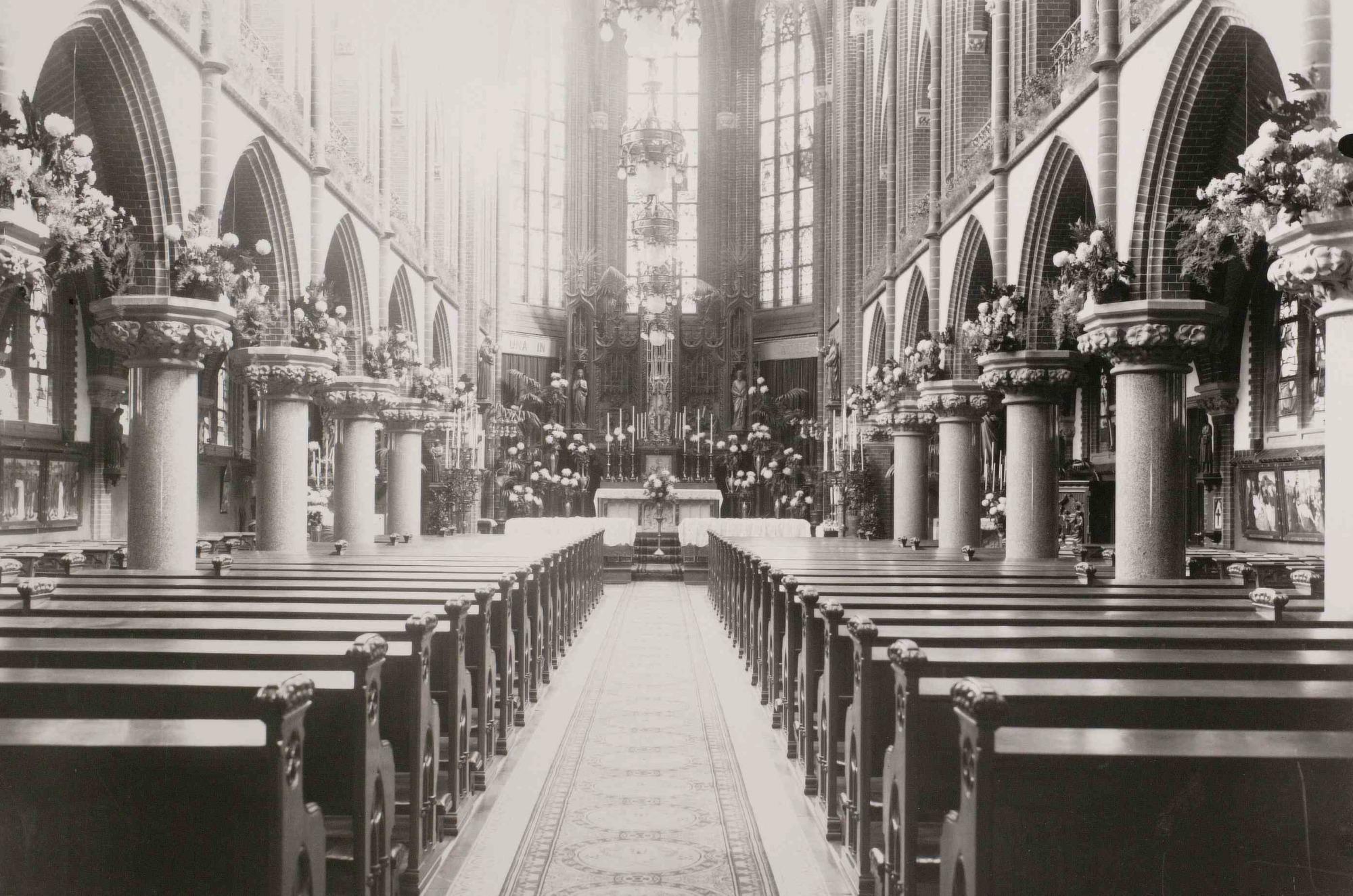 Kapel 1936